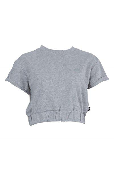 Bad Bear Kadın Gri T-Shirt 21.03.12.001