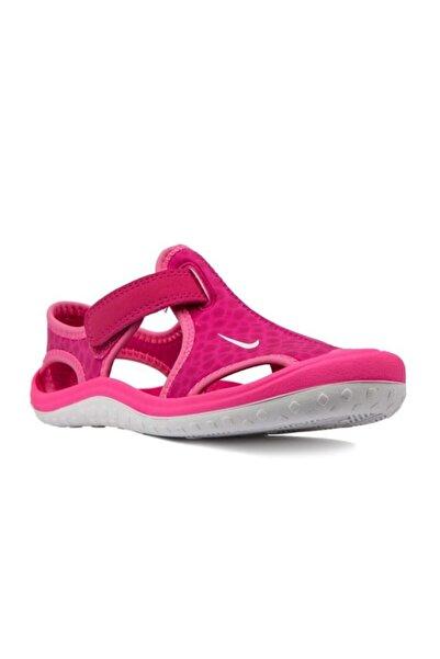 Nike Kız Bebek Pembe Sunray Protect (td) Sandalet 344993-607