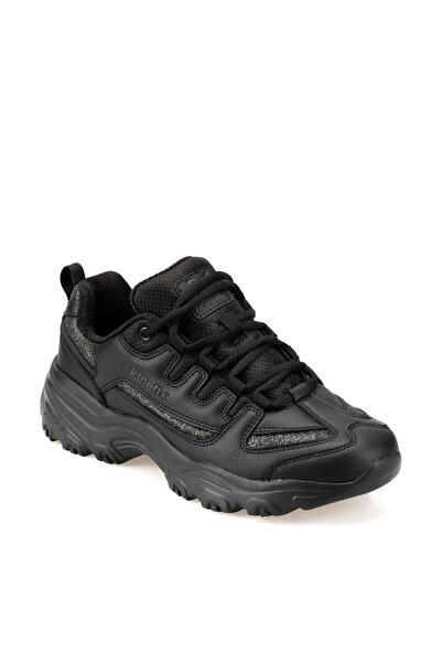 Kinetix Perı W 9pr Siyah Kadın Sneaker Ayakkabı