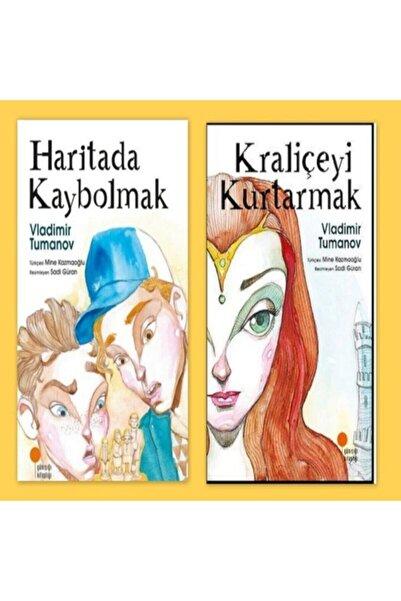 Günışığı Kitaplığı Haritada Kaybolmak & Kraliçeyi Kurtarmak ( Vladimir Tumanov )