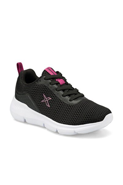 Kinetix MOTER W Siyah Kadın Comfort Ayakkabı 100503073