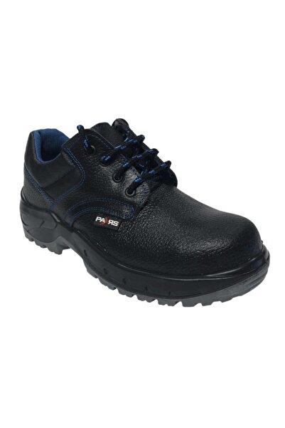 Pars 110 Tpu S2 Çift Taban Çelik Burun Ayakkabı Siyah