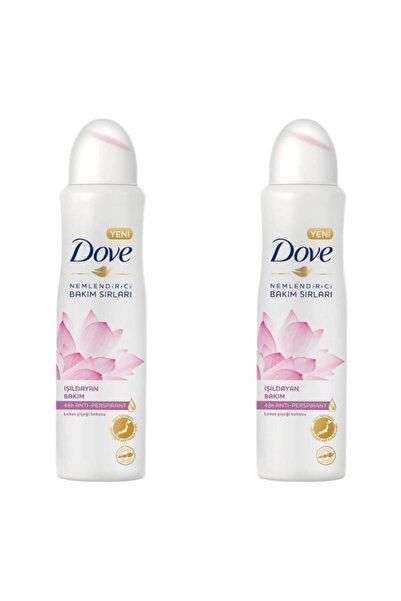 Dove Nemlendirici Bakım Sırları Lotus Çiçeği Kokusu 150ml 2'li