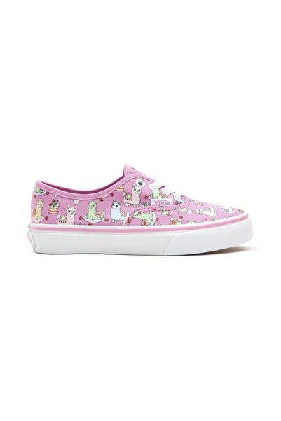 Vans Uy Authentic Llamas Kız Çocuk Sneaker