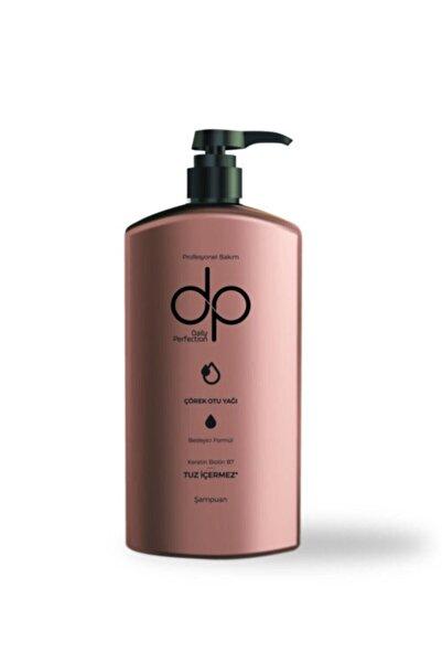 DP Çörekotu Yağı Şampuan 800 Ml Kretin Biotin Tuzsuz Şampuan