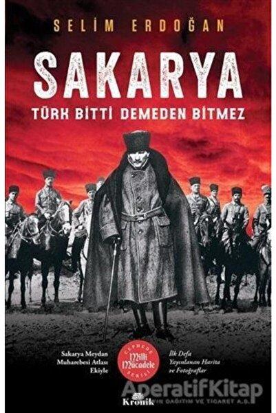 Kronik Kitap Sakarya - Selim Erdoğan -