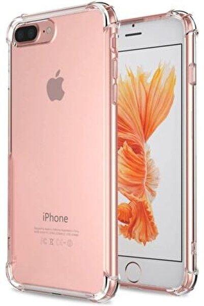 Iphone 7 Plus / 8 Plus Şok Darbe Emici Şeffaf Silikon Kılıf