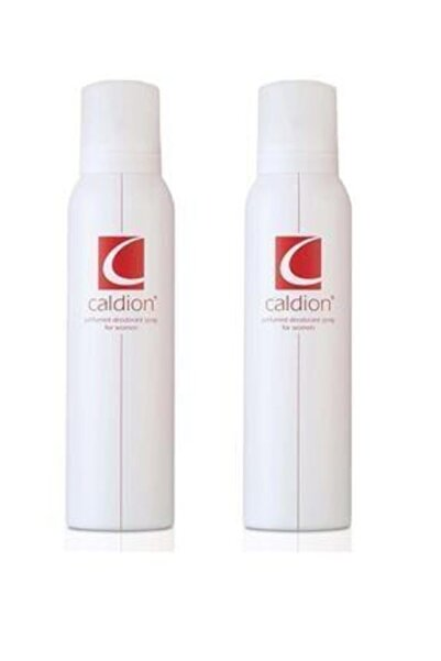 Caldion Deodorant For Women 150ml X 2 Adet
