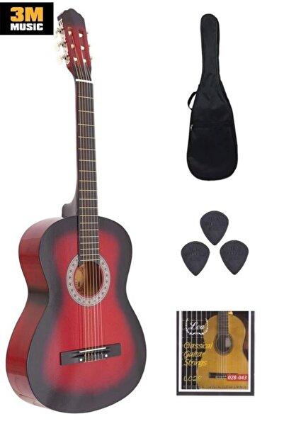 LEA Klasik Gitar Seti 4/4 Tam Boy