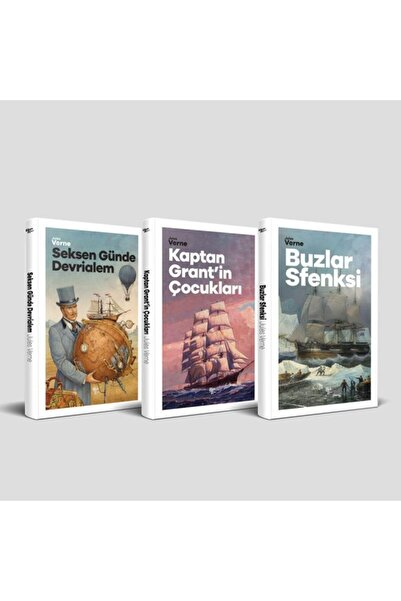 Halk Kitabevi Çok Sevilen Jules Verne Öyküleri - 2