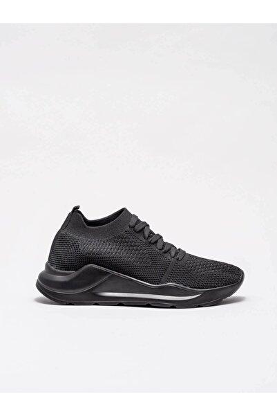 Elle Shoes Kadın Siyah  Spor Ayakkabı