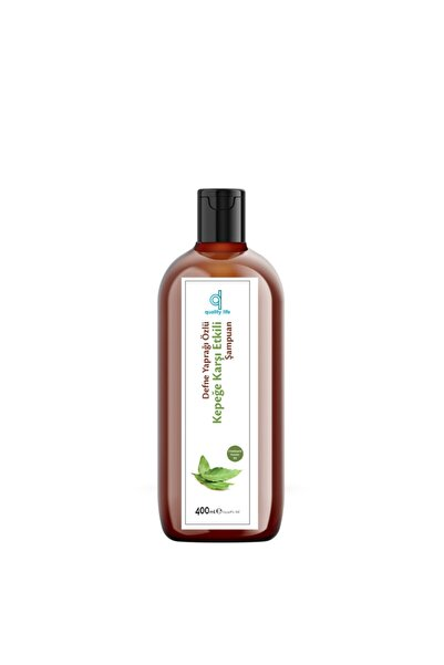 Quality Life Ql Kepek Ve Egzama Karşıtı Şampuan Climbazole Keratin B3 Defne Yaprağı 400 ml