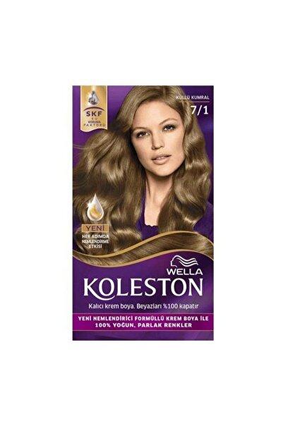 Koleston Set 7.1 Küllü Kumral Saç Boyası Wella