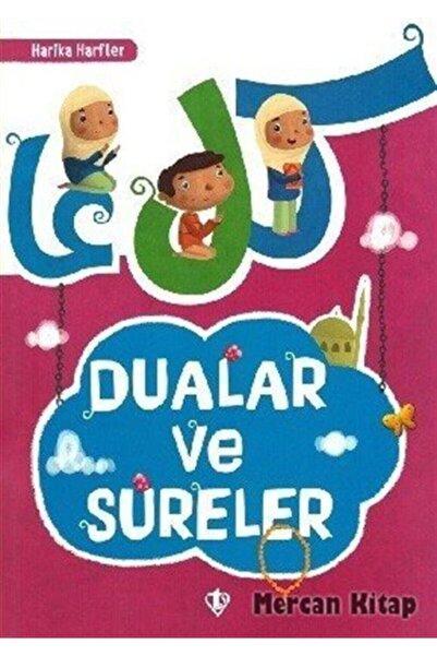 Türkiye Diyanet Vakfı Yayınları Harika Harfler Dualar Ve Sureler