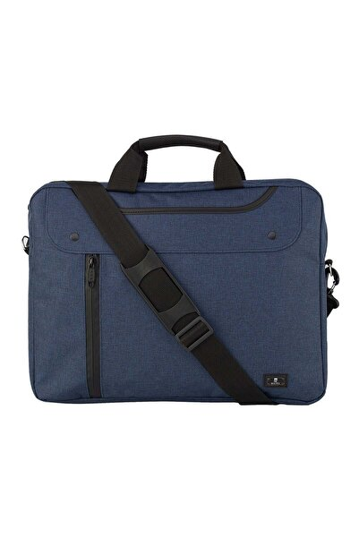 "Beutel 15.6"" Lacivert Unisex Evrak Notebook Laptop Çantası"