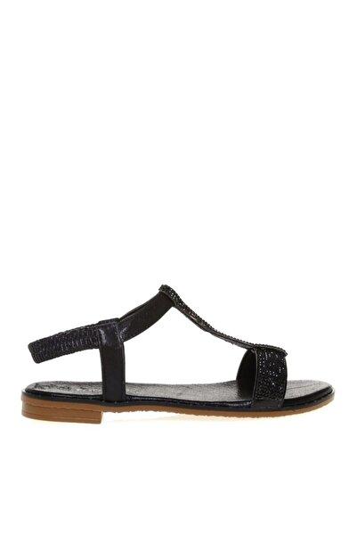 Fabrika Kadın Siyah Sandalet