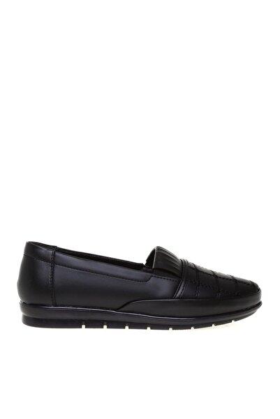 Cotton Bar Kadın Siyah Günlük Ayakkabı