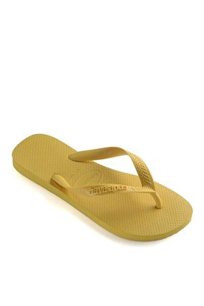 Havaianas Kadın Sarı Plaj Terliği