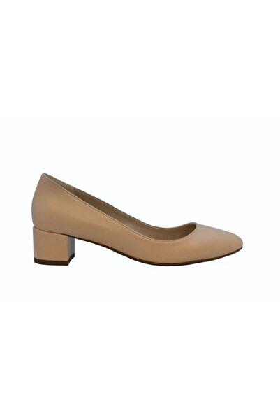 DİVUM Pudra Topuklu Ayakkabı