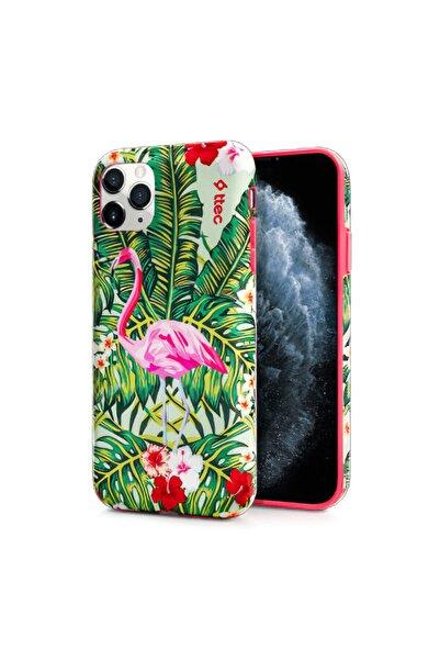 Ttec Artcase Koruma Kılıfı Iphone 7/8 Flamingo Bahçesi