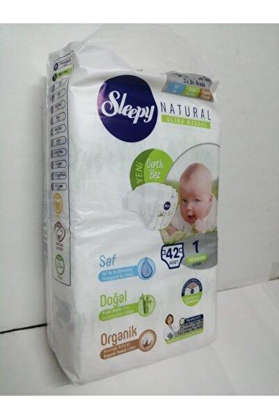 Sleepy Yenidoğan Bebek Bezi No:1 42adet Kampanyalı Orjinal Ürün