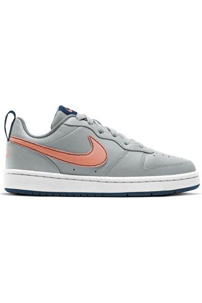 Nike Court Borough Low 2 Gs Unisex Gri Günlük Ayakkabı Bq5448-009