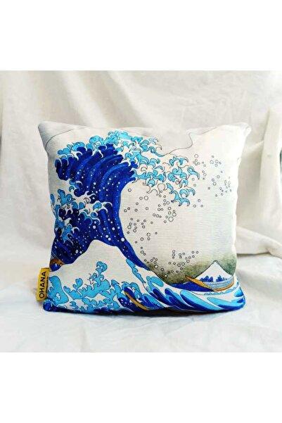 Accessories Kanagawa Wave Yastık