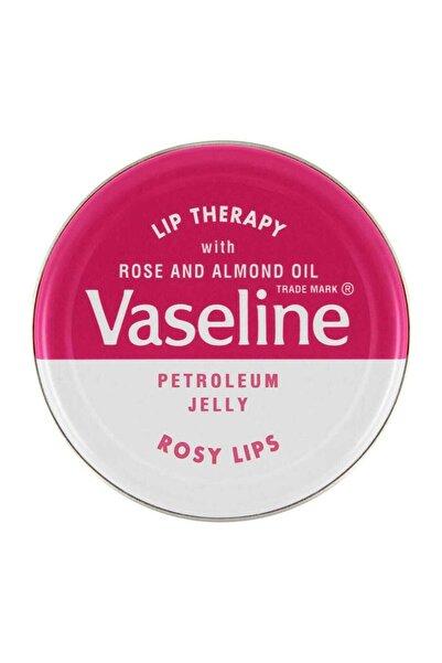 Vaseline Dudak Bakım Jeli - Therapy Jel Rosy Lips 20 g 50064861