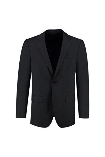 Sarar Erkek Siyah Çentik Yaka Takım Elbise