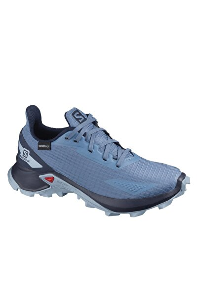 Salomon Alphacross Blast Cswp J Junior Outdoor Ayakkabı L41122900