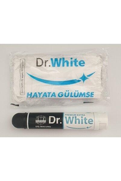 Dr.White Dr Whıte Premıum Extra Macun 90 Gr 3 Ad Maske Hediyeli