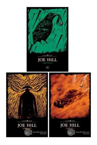 İthaki Yayınları Joe Hill 3 Kitap Takım
