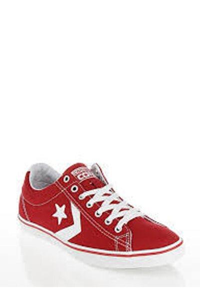 Convers Kırmızı Ayakkabı