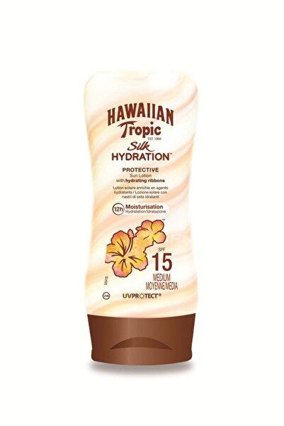 Hawaiian Tropic Güneş Koruyucu Losyon Spf 15 180 ml