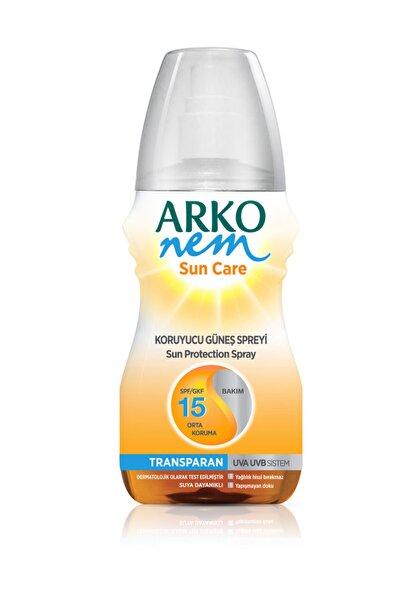 Nem Güneş Bakım Transparan Sprey Spf 15 150 ml