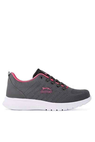 Slazenger Kadın Gri  Yürüyüş Ayakkabısı
