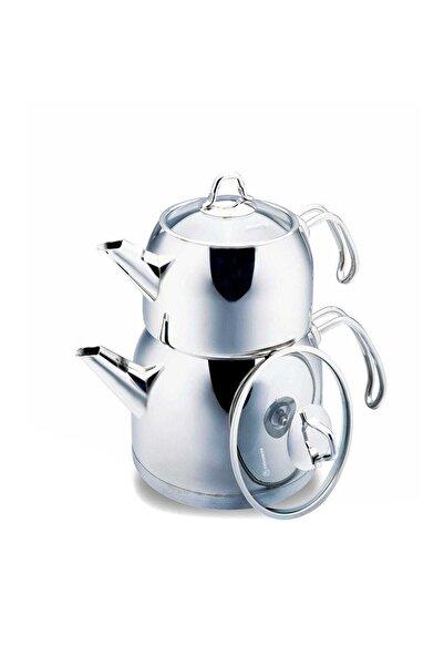 KORKMAZ Provita Midi Çaydanlık Takımı