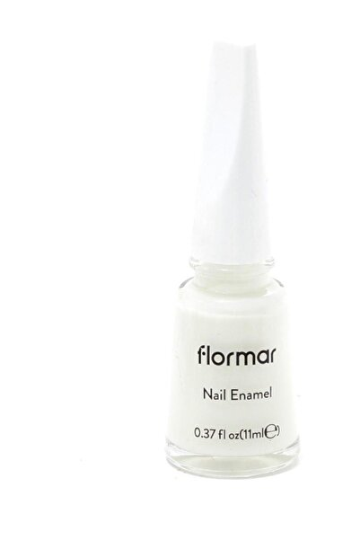 Flormar Nail Ename 319 White Dance 11 ml 8690604013197