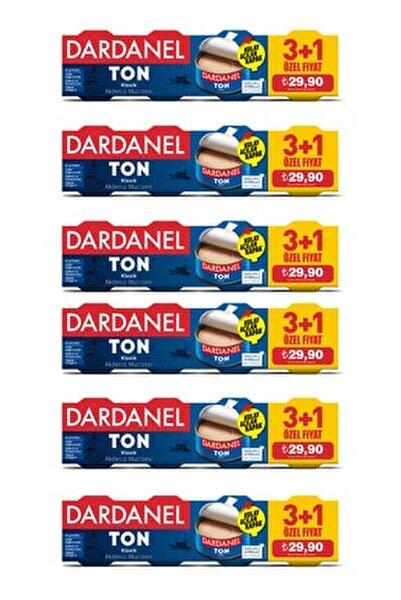 75 gr x 4 Ton Balığı (3+1) 6'lı Paket
