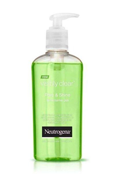 Neutrogena Visibly Clear Pore&Shine Yüz Temizleme Jeli 200 ml