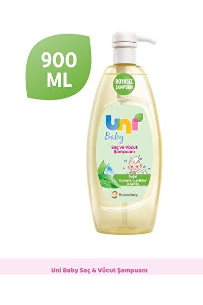 Uni Baby Unisex Bebek Şampuanı 900 ml x3