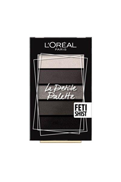 L'Oreal Paris La Petite Far Paleti - Fetishist
