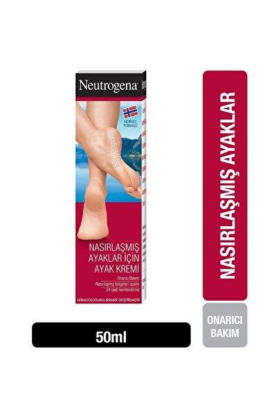 Neutrogena Norveç Formülü Nasırlaşmış Ayaklar için Ayak Kremi 50 Ml