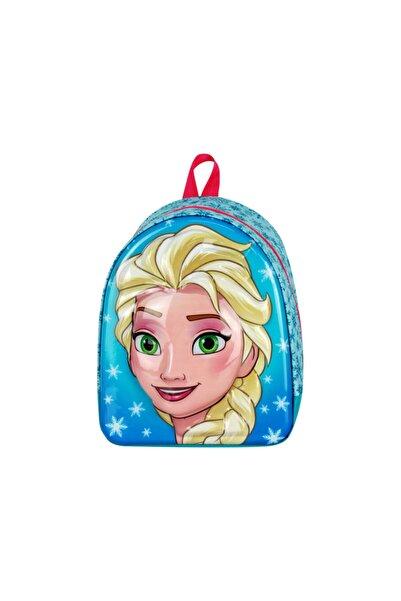 ENTEGRE Mavi Elsa Mini Ana Okul Çantası