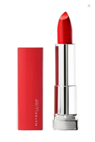 Maybelline New York Color Sensational Made For All Lipstick Ruj 382 Red For Me