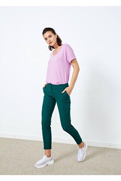 Adze Kadın Hunter Yan Cepli Pantalon