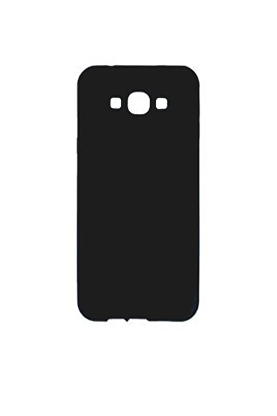 Vision Samsung Galaxy A8 2015 Kılıf Premium Silikon Siyah
