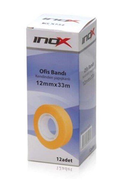 inox 12mmx33m Para Bandı 12li Kutu