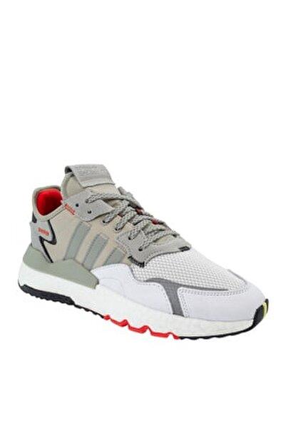 Nite Jogger Erkek Gri Spor Ayakkabı (EF5409)