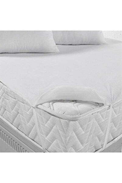 Ece Beyaz Mikrofiber Sıvıya Dayanıklı Yastık Alezi 50 x 70 cm